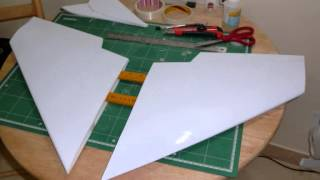 getlinkyoutube.com-How to fold depron wings