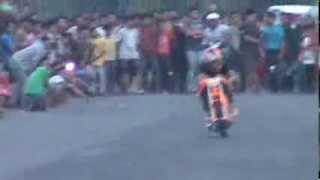 getlinkyoutube.com-Setting Motor Drag Bike Satria FU Di By Pass Mojoagung Jombang