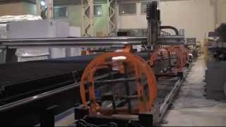 EPL - Plasma Cutting Machine