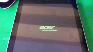getlinkyoutube.com-Tutorial Reset Tablet Acer a1-810