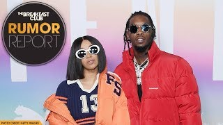 Offset: Cardi B & I Stopped Planning Our Wedding For Now