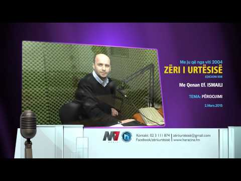 Zeri i urtesise - 2 Mars 2015 ( E508 - PERGOJIMI )