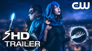 Teen Titans | Teaser Trailer | The CW - TV Series HOLLAND RODEN, RAY FISHER (Fan Made)