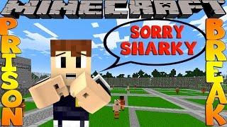 getlinkyoutube.com-Minecraft PRISON BREAK - SCUBA STEVE IS IN BIG TROUBLE!