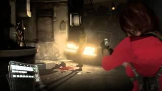 getlinkyoutube.com-Resident Evil 6 - Claire Sniper Mod