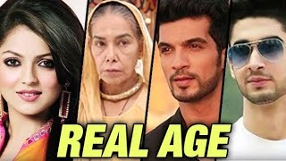 Real Age Of Pardes Mein Hai Meraa Dil Actors   Drashti Dhami   Arjun Bijlani