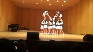 getlinkyoutube.com-원주여자중학교 치어리더 - 유비쿼터스