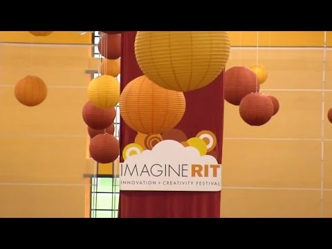 Ten Years of Imagine RIT: Innovation and Creativity Festival