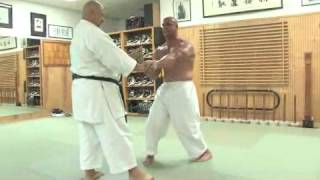Testing Breathing Kata in Okinawan Karate
