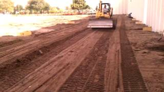 getlinkyoutube.com-David's Dozer- Laser grading done the Right Way, the V-loc System Way! - 101