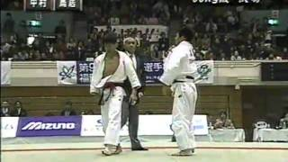 getlinkyoutube.com-01全日本柔道選抜体重別66キロ級②