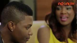 getlinkyoutube.com-Ndani TV: Wizkid interview  on The Juice