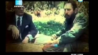 getlinkyoutube.com-Histórico diálogo entre Fidel Castro y Salvador Allende (Completo)