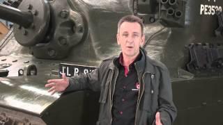 getlinkyoutube.com-Inside The Tanks: The Tortoise - World of Tanks
