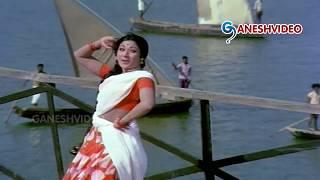 getlinkyoutube.com-Jeevana Jyothi Songs - Chinni O Chinnee - Shobhan Babu, Vanisree - Ganesh Videos