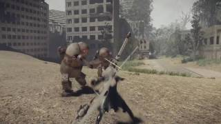getlinkyoutube.com-NieR: Automata Presents...Arsenal of Elegant Destruction