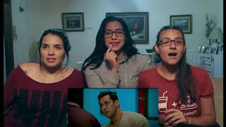 Bajrangi Bhaijaan Hotel Scene Reaction by Maria, Alexa and Irene