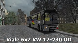 getlinkyoutube.com-OMSI 2 - MARCOPOLO Viale 6x2 VW 17-230 OD [+DOWNLOAD]