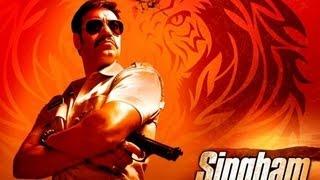 Singham Title Song Full HD Video | Feat. Ajay Devgan width=