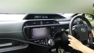 getlinkyoutube.com-トヨタ アクアG's 後期型 ロードノイズの雰囲気を知るドライブ動画です。