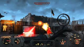 getlinkyoutube.com-Fallout 4 - Explosive Minigun