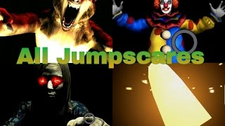 getlinkyoutube.com-Goosebumps: Night of Scares All Jumpscares