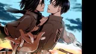 getlinkyoutube.com-levi and mikasa