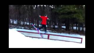 getlinkyoutube.com-Skiing Tutorial - Hippy Killer, Bindsoul, and K-Fed