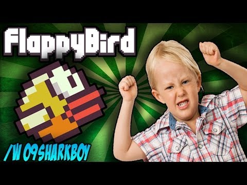 Flappy Bird /w 09sharkboy - DAMMIT FLAPPY!!!
