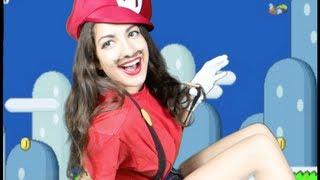 DIY Mario Brothers Costume!