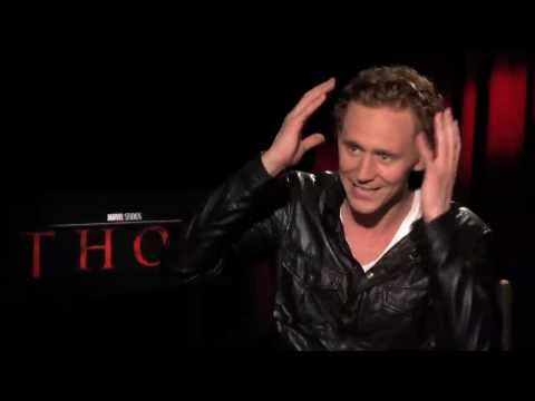 THOR God of Thunder: Tom Hiddleston Loki Exclusive Interview