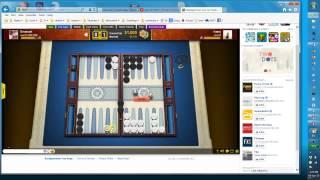 getlinkyoutube.com-Backgammon live cheat us