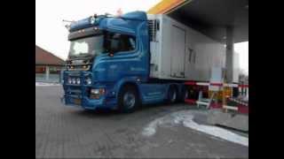 getlinkyoutube.com-Ebbe K. Jensen Transport (Scania R500)