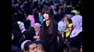 getlinkyoutube.com-(Must see)Beautiful lady ask leaving Islam (Question) - Dr Zakir Naik