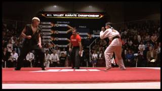 getlinkyoutube.com-Karate Kid Final Fight *Re-cut* Johnny Wins! (Alternate Ending)