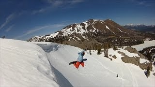 getlinkyoutube.com-Alexis Roland 13 year-old Pro Snowboarder 2013