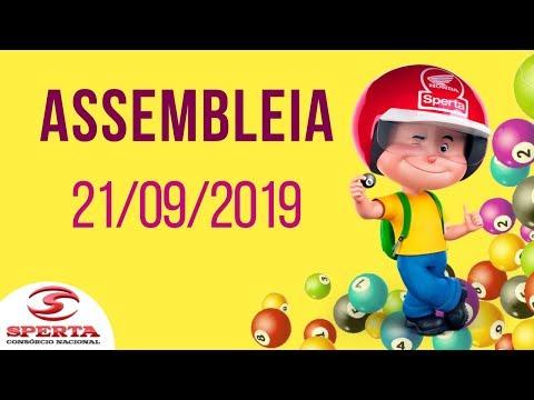 Sperta Consórcio - Assembleia - 21/09/2019