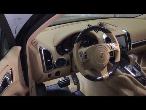Проблема с раздатками Porsche Cayenne 958 рывки при разгоне ???