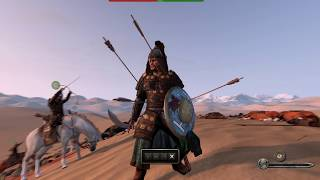 Mount & Blade II: Bannerlord - Horse Archer Sergeant Gameplay