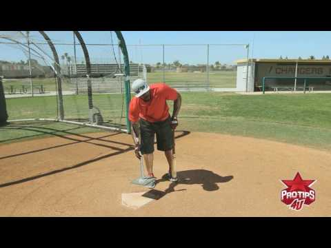 Batting Tips: How to Use a Batting Tee with Howie Kendrick