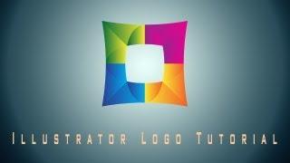getlinkyoutube.com-Gradient Logo   Illustrator Tutorial