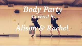 Ciara - Body party dance cover