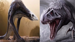 Giant Skull Crawler vs 100 Foot Tall Indominus Rex-My Thoughts
