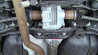 getlinkyoutube.com-Crossover AWD / 4WD Systems