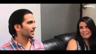 getlinkyoutube.com-Fanny Coronita y Daniel Galo ex hábitantes de Big Brother