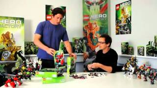 getlinkyoutube.com-LEGO® Hero Factory - Designer Video