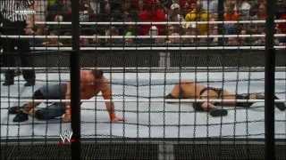 getlinkyoutube.com-John Cena wins Raw Elimination Chamber Match: Elimination Chamber 2010 , 18 luty 2012
