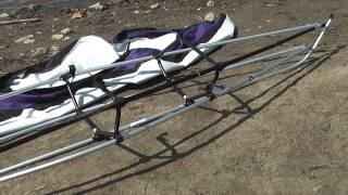 getlinkyoutube.com-Review:  FolBot Citibot Folding Kayak
