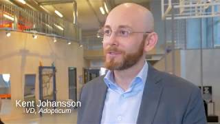 Idéverkstad Optisk mätteknik 2017 - Projektet OMIN (Adopticum)