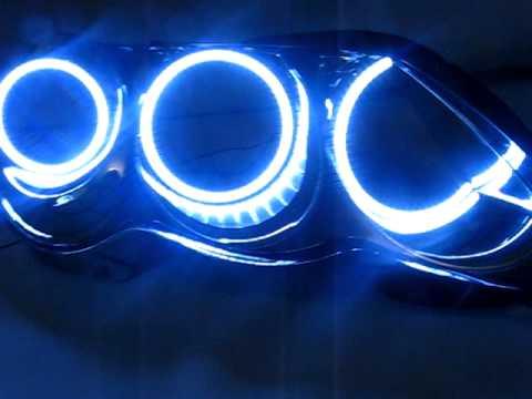 Ангельские глазки - Toyota Mark X, Angel eyes